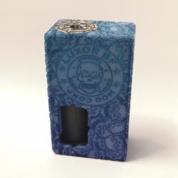 LUXOR BF 18650 - BLUE SKULLS